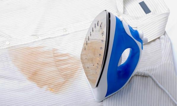 Come pulire il ferro da stiro dal calcare : pulizia caldaia decalcificazione
