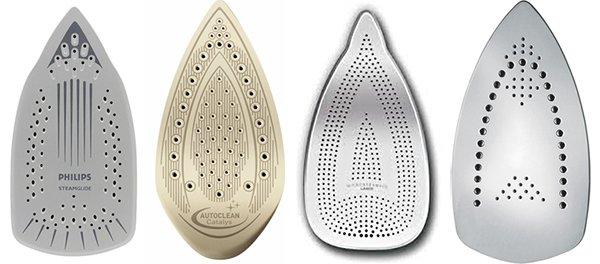 Ferro da stiro ceramica o acciaio : quale piastra scegliere?
